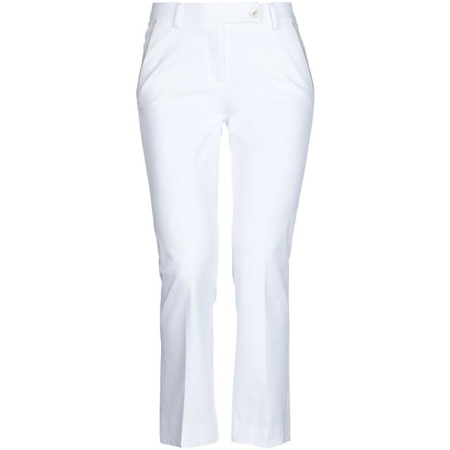 《セール開催中》VIA MASINI 80 レディース パンツ ホワイト 38 コットン 92% / ポリウレタン 8%