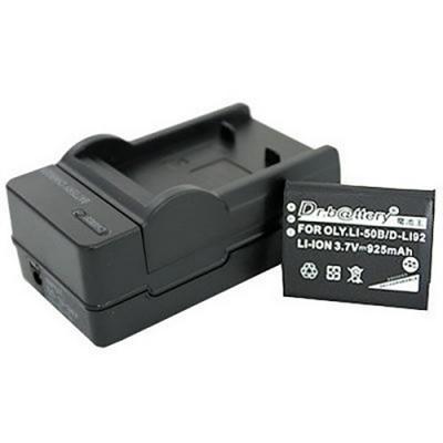 Dr.battery 電池王For VW-VBX090/VBX090高容量鋰電池+充電器組