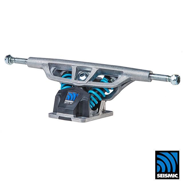【SEISMIC G5】180mm 彈簧系統 Longboard (衝浪滑板)專用輪架 (Trucks)