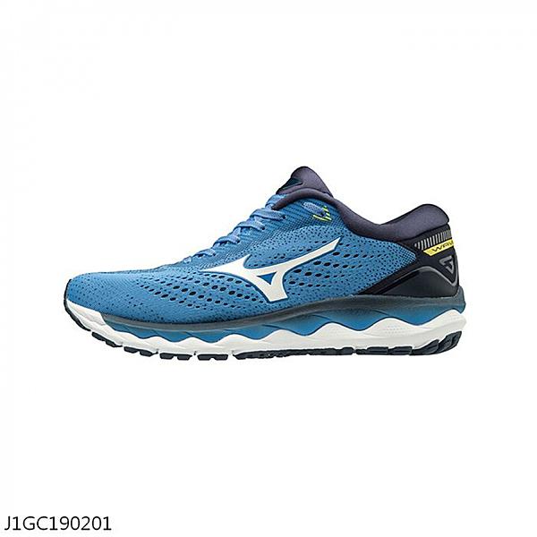 MIZUNO WAVE SKY 3 男鞋 慢跑鞋 J1GC190201