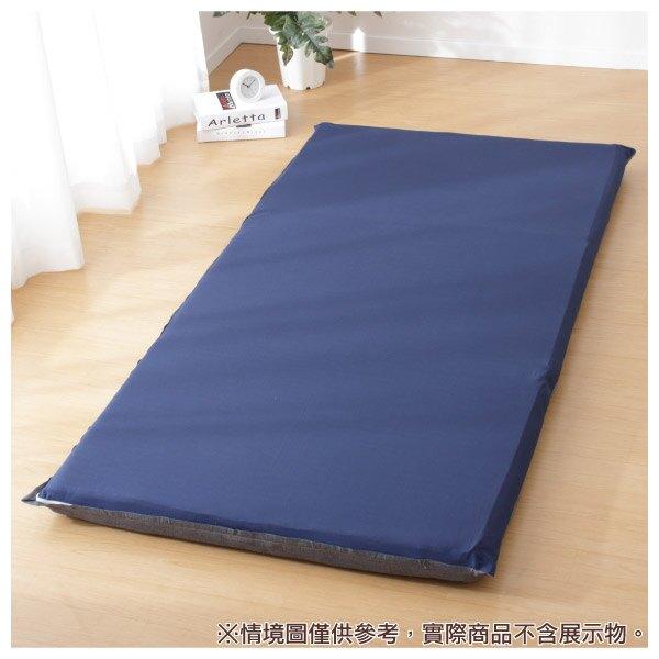 純棉日式床墊套 GENOA 2 單人 折疊床墊 睡墊套 床包 NITORI宜得利家居