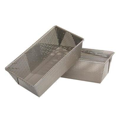 【氣孔土司盒】1磅土司模 重型鋼 迷你吐司盒 麵包模具 蛋糕模具