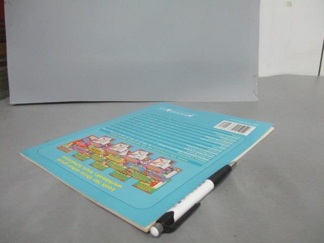 【書寶二手書T5/語言學習_FL5】Writing Workbook_Grade 4