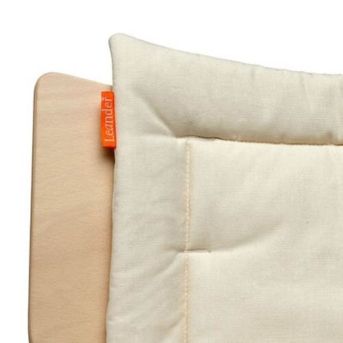 Leander 新款二代 成長型高腳餐椅坐墊-香草★衛立兒生活館★