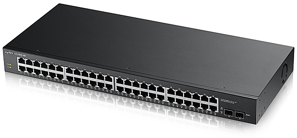 全新 合勤 ZyXEL GS1900-48 48埠 Gigabit智慧型管理交換器