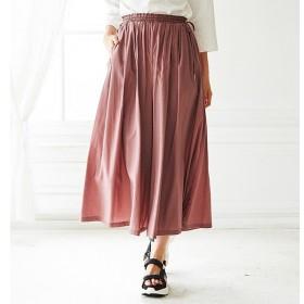 [マルイ] 【WEB限定】合繊素材スカーチョ/ジーラ バイ リュリュ(ファッション)(GeeRA (fashion))