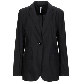 《セール開催中》IMPERIAL レディース テーラードジャケット ブラック XS コットン 100%