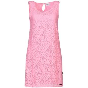 《セール開催中》BLUGIRL BLUMARINE レディース ミニワンピース&ドレス ピンク 42 コットン 70% / ポリエステル 30%
