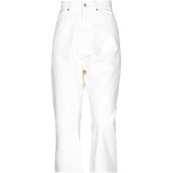 《セール開催中》MM6 MAISON MARGIELA レディース パンツ ホワイト 36 コットン 100%