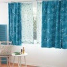 【99サイズ】サイズが豊富な汚れ防止加工付き遮光カーテン[日本製]