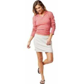 カーヴデザイン Carve Designs レディース スカート daniela skirt Grey Heather