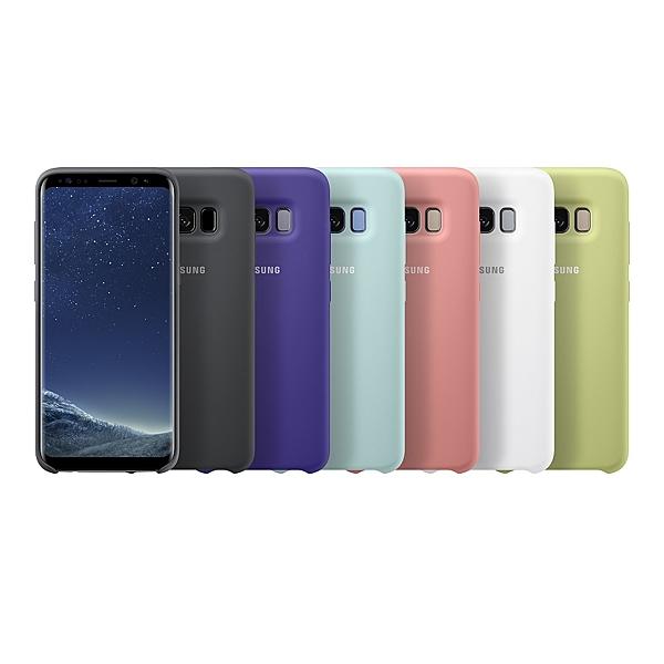 [公司貨-降價出清] Samsung Galaxy S8 原廠薄型背蓋(矽膠材質- 5.8吋用) G950 保護殼