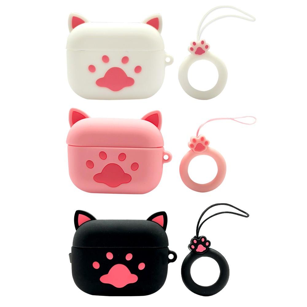 AirPods Pro 貓掌保護套 可愛貓掌保護套