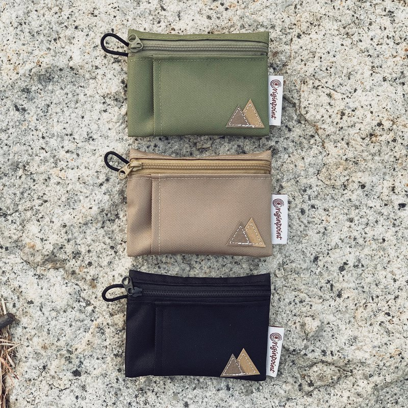 山系零錢卡套包 YAMA KOKA Ponchi