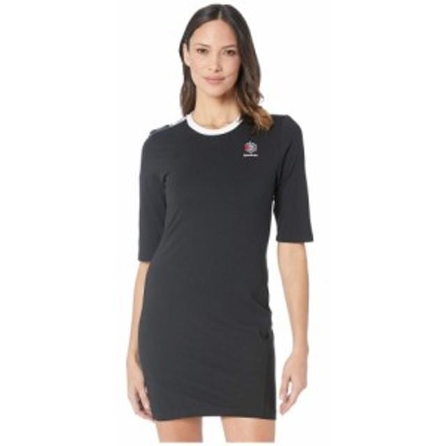リーボック Reebok レディース ワンピース ワンピース・ドレス Classics Cotton Dress Black
