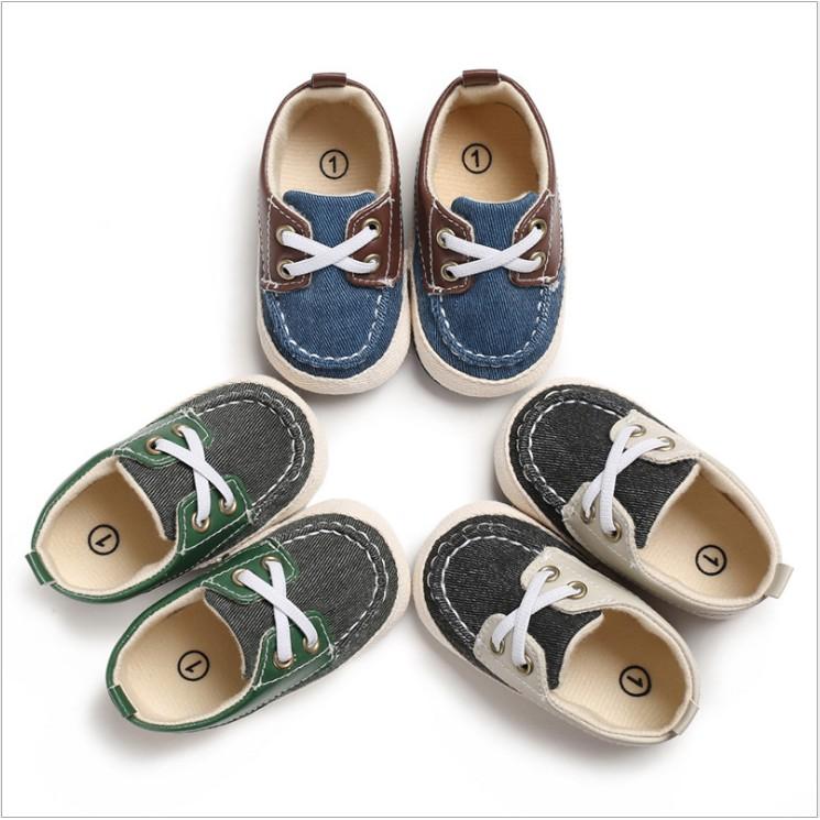 母嬰 新款童鞋嬰幼童寶寶鞋 春秋0-1歲男寶寶休閒軟底鞋防滑嬰兒學步鞋 [DM商城]
