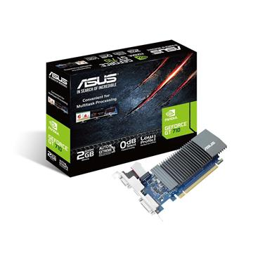 ASUS 華碩 GT710-SL-2GD5 顯示卡(GT710-SL-2GD5)
