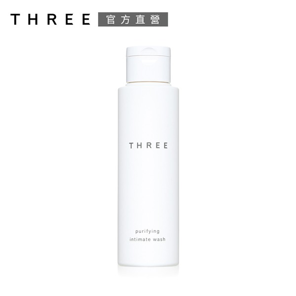 THREE 純淨私密柔浴露 100mL