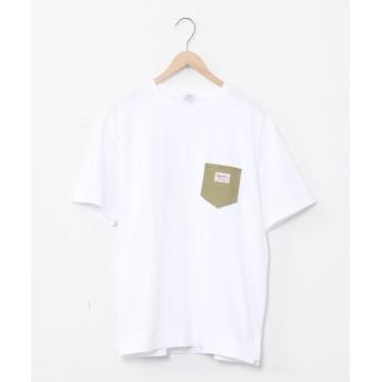 コーエン SMITH'S別注ポケットTシャツ(20SS)# メンズ KELLY MEDIUM 【coen】