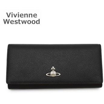 AW2019-20 ヴィヴィアンウエストウッド 長財布 51120005-41031-N401 ブラック Windsor Long Card Holder