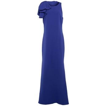 《セール開催中》BADGLEY MISCHKA レディース ロングワンピース&ドレス ブライトブルー 10 ポリエステル 95% / ポリウレタン 5%