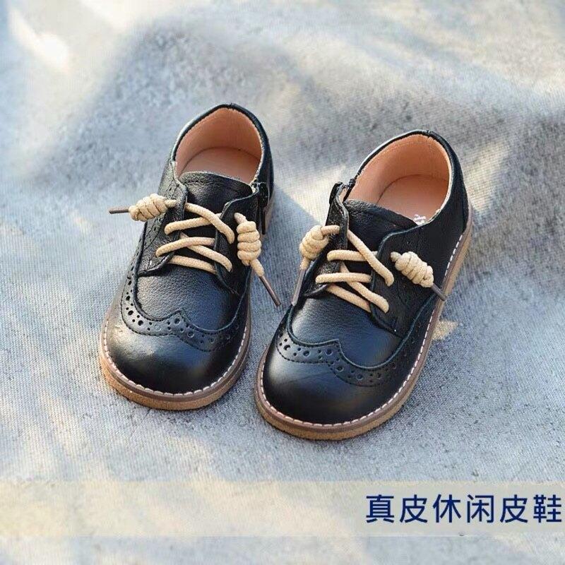 真皮鞋**️特價‼️2019秋季新款特賣/英倫風學生真皮演出鞋/西裝皮鞋**/皮鞋