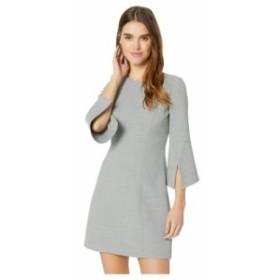 バッジェリー ミシュカ Badgley Mischka レディース ワンピース ワンピース・ドレス Split Sleeve Dress Heather Grey