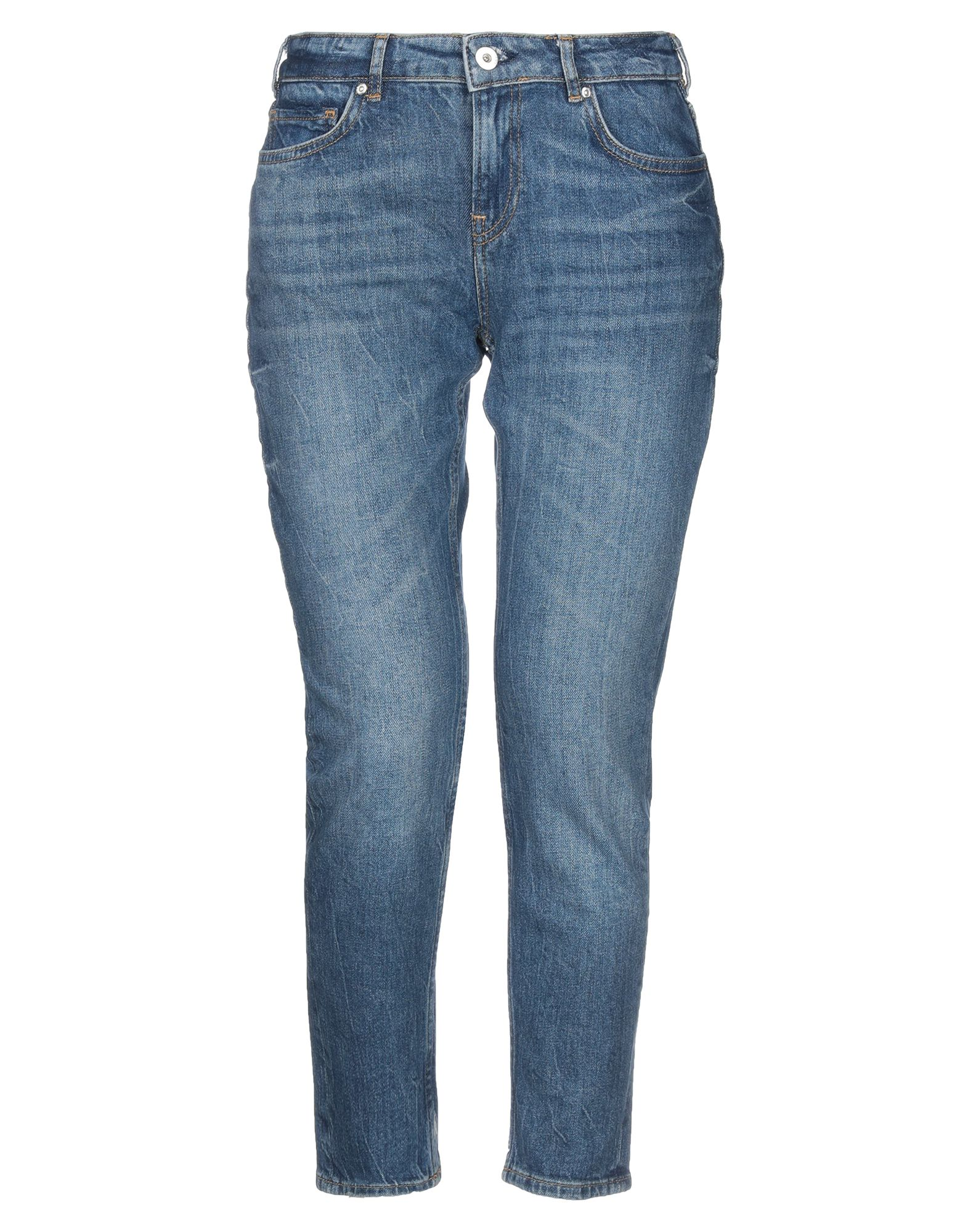 MAISON SCOTCH Denim pants - Item 42782526