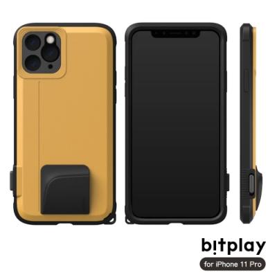 bitplay SNAP! iPhone 11 Pro 相機快門鍵全包覆軍規防摔相機殼-黃