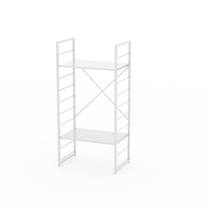 組 - 特力屋萊特 組合式層架 白框/白板色 60x40x128cm