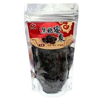統紀 無籽黑糖蜜棗 200g【康鄰超市】