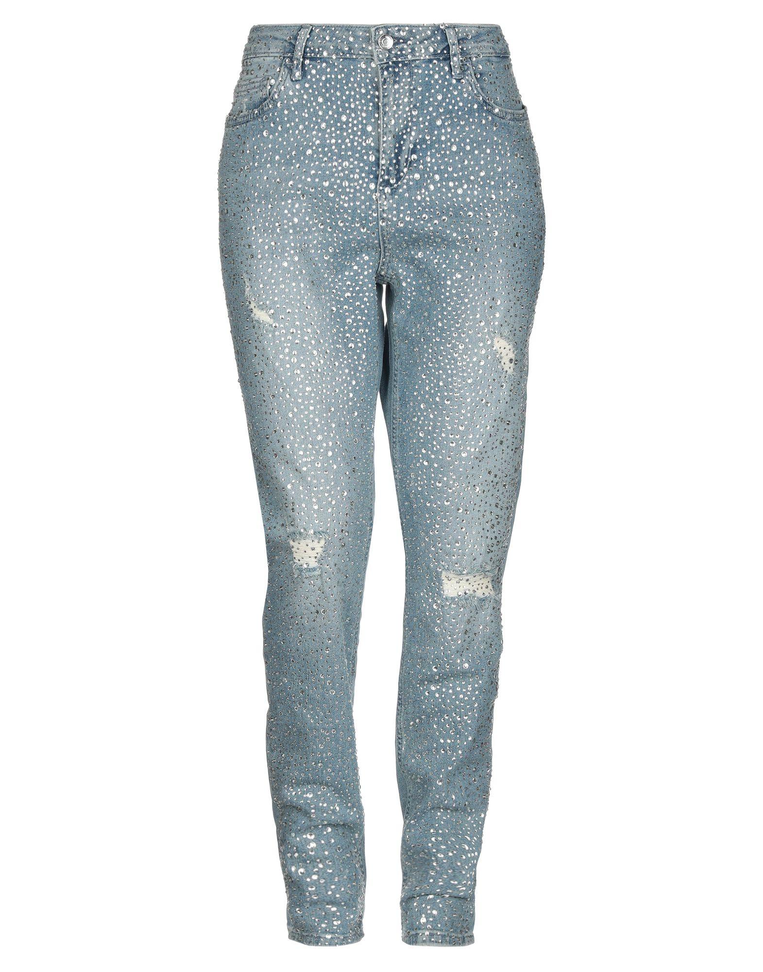 LIU JO Denim pants - Item 42781445