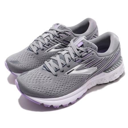 BROOKS 女慢跑鞋  Adrenaline GTS 19  1202841D060
