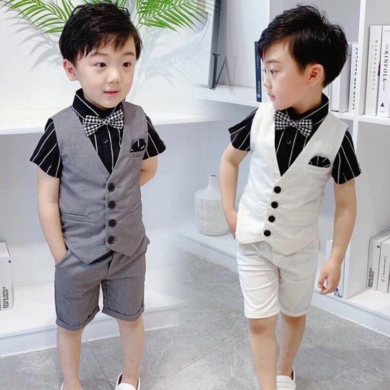 新款特賣**️寶寶紳士服/滿月服/收延服/婚禮套裝