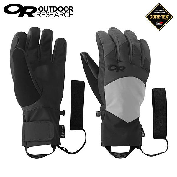OR271552 GTX防水防風觸控保暖手套 (M-L) 男版 / 城市綠洲 (滑雪、防水手套、耐磨止滑、Gore-Tex)