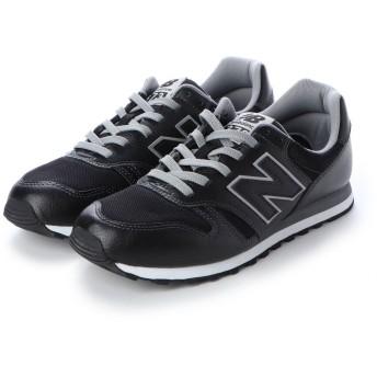 ニューバランス new balance NB ML373 (BLK(ブラック/グレイ))