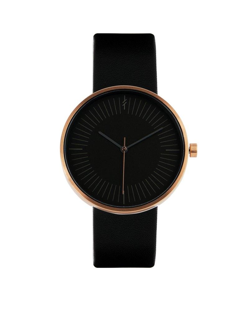 Simpl Black Amber手錶