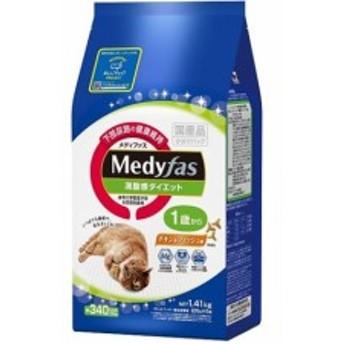 メディファス 満腹感ダイエット 1歳から チキン&フィッシュ ペットライン