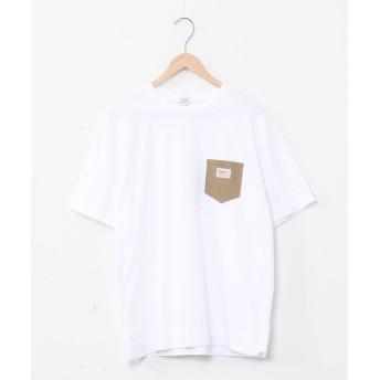 コーエン SMITH'S別注ポケットTシャツ(20SS)# メンズ NATURAL LARGE 【coen】