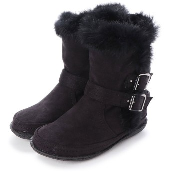 シューズラウンジ shoes lounge ショートブーツ 706934BLS (ブラック)