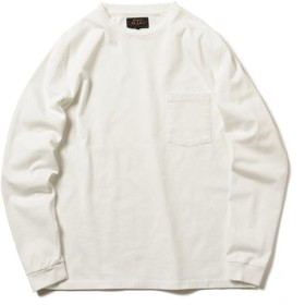 【ビームス メン/BEAMS MEN】 BEAMS PLUS / ロングスリーブ ポケット Tシャツ