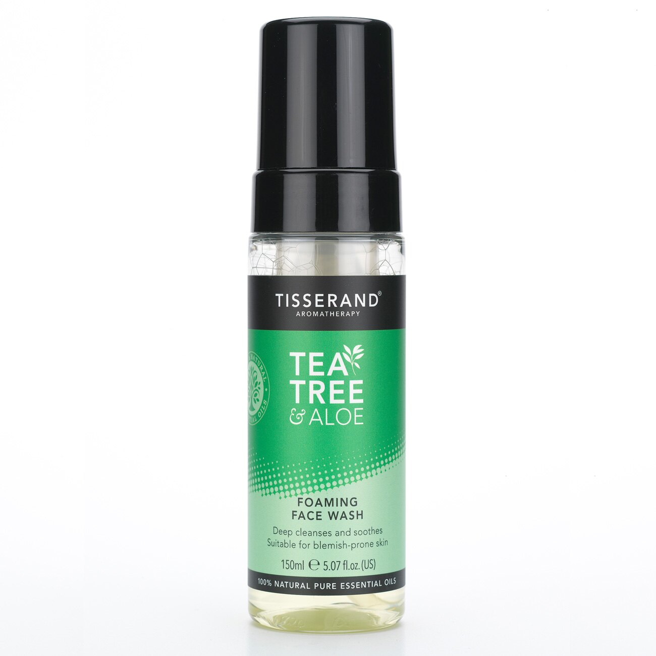 茶樹控油潔面慕斯 TEA TREE & ALOE FOAMING FACE WASH 150ml
