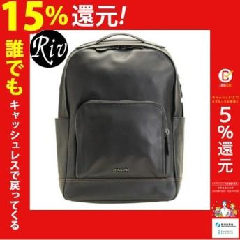 18時〜40ブランド以上15%還元 コーチ COACH バッグ リュック リュックサック バックパック メンズ アウトレット f37599
