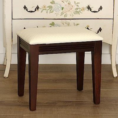JP Kagu 鄉村風實木椅凳化妝椅