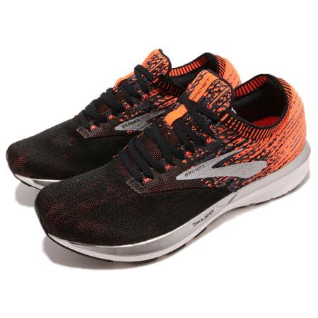 BROOKS 男慢跑鞋  Ricochet 1102931D038