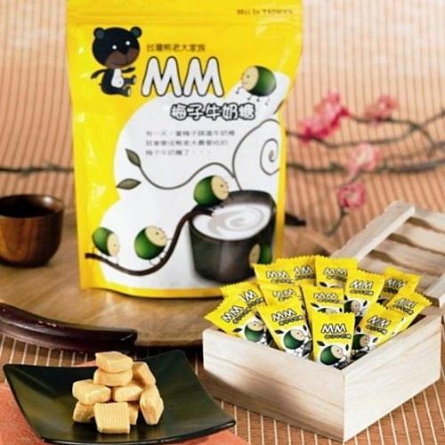 【信義鄉農會】梅子牛奶糖x10包