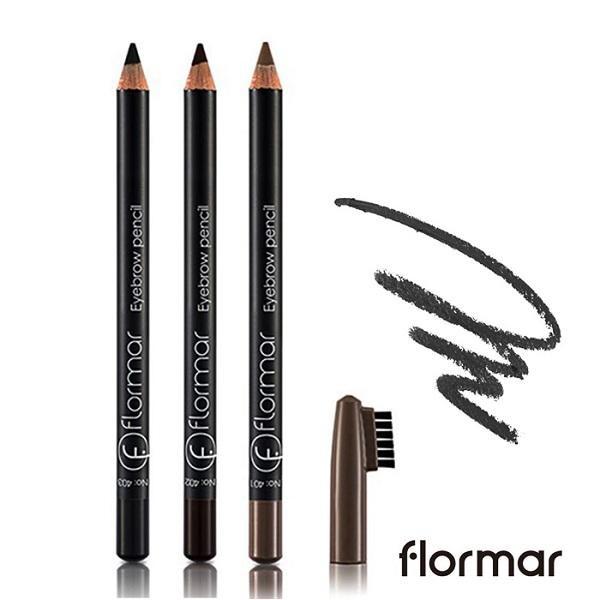 Flormar立體持色眉筆#402深棕【康是美】
