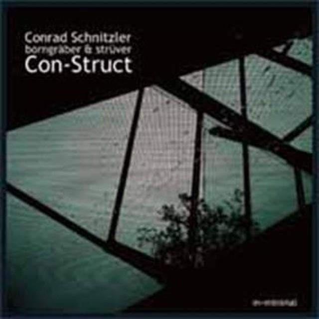 Conrad Schnitzler/コン・ストラクト[OTLCD-1608]