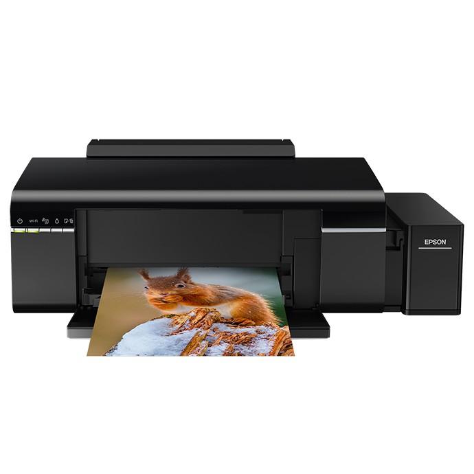 EPSON L805 單功能印表機 《原廠連續供墨-無影印功能》