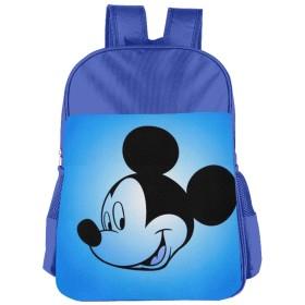 ミッキーマウス 【中国製】子供用 小学生 調節可能 女の子男の子向け人気の可愛い シンプル ランドセル カバン
